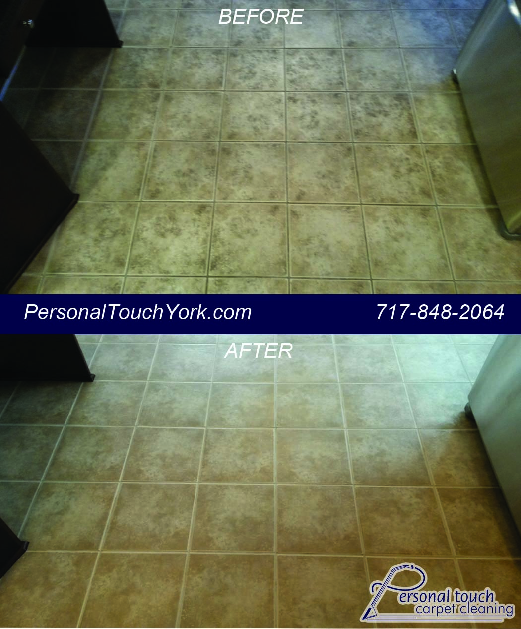 Tile & Grout Cleaning York PA 717-848-2064